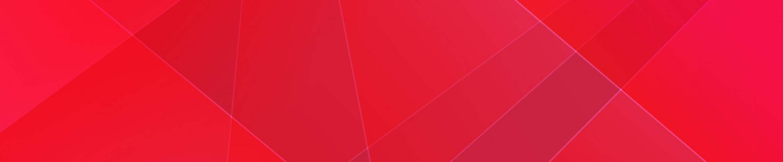 Generic red banner